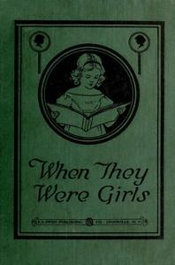 When They Were Girls