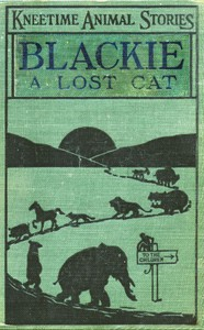 Cover of Blackie, a Lost Cat: Her Many Adventures