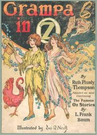Cover of Grampa in Oz