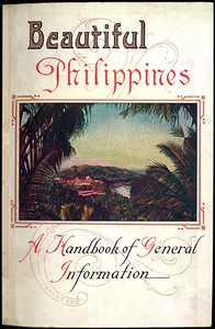 Cover of Beautiful Philippines: A Handbook of General Information