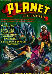 Cover of The Monster That Threatened the Universe