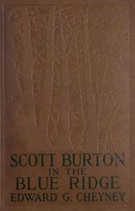 Cover of Scott Burton in the Blue Ridge