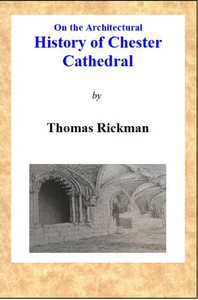Cover of On the Architectural History of Chester Cathedral