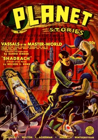Cover of Spawn of the Venus Sea