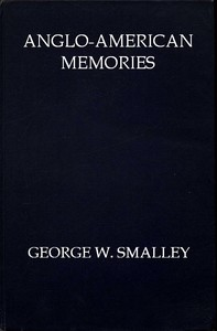 Cover of Anglo-American Memories