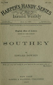 Cover of Southey