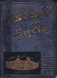 Cover of Harrods for Everything