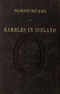 Cover of Norðurfari; or, Rambles in Iceland
