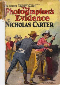Cover of The Photographer's Evidence; Or, Clever but Crooked