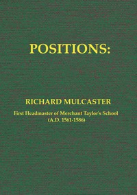 Cover of Positions