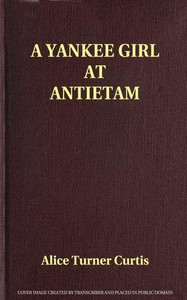 Cover of A Yankee Girl at Antietam