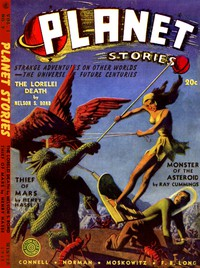Cover of Thief of Mars