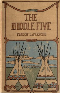 Cover of The Middle Five: Indian Boys at School