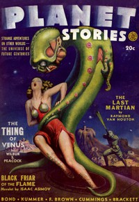 Cover of The Last Martian