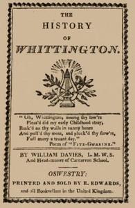 The History of Whittington