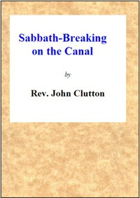 Sabbath-Breaking on the Canal: A Poem