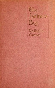 The Janitor's Boy, and Other Poems