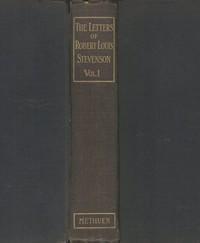 Cover of The Letters of Robert Louis Stevenson — Volume 1