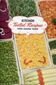 Cover of Kitchen Tested Recipes from Canned Foods