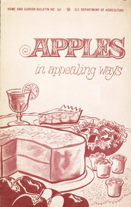 Cover of Apples in Appealing Ways [1969]