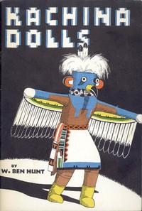 Cover of Kachina Dolls