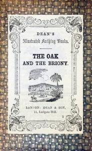 Cover of The oak and the briony