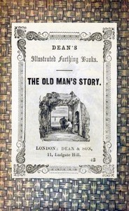 Cover of The Old Man's Story