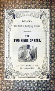 Cover of The two kinds of fear
