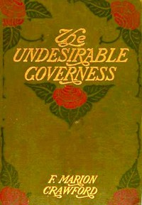 Cover of The Undesirable Governess
