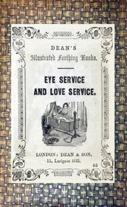 Cover of Eye Service and Love Service