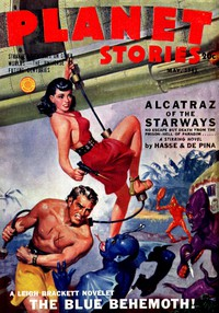 Cover of Alcatraz of the Starways