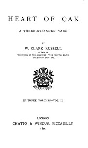 Cover of Heart of Oak: A Three-Stranded Yarn, vol. 2.