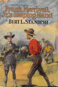 Cover of Frank Merriwell, Jr.'s, Helping Hand; Or, Fair Play and No Favors