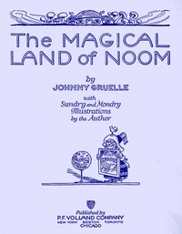 Cover of The Magical Land of Noom