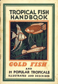 Cover of Tropical Fish HandbookTenth Edition, 1953