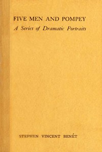 Cover of Five Men and Pompey: A Series of Dramatic Portraits