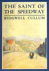 Cover of The Saint of the Speedway