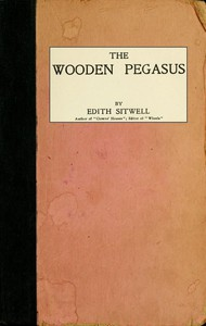 Cover of The wooden Pegasus