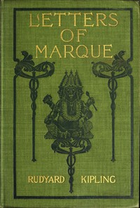 Cover of Letters of Marque