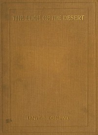 Cover of The Edge of the Desert