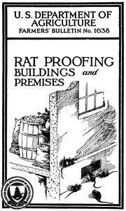 Cover of Rat Proofing Buildings and Premises