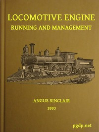 Cover of Locomotive Engine Running and Management