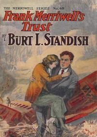 Frank Merriwell's Trust; Or, Never Say Die