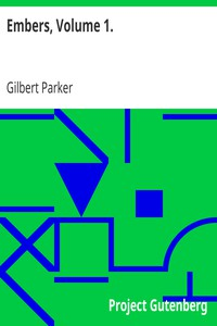 Cover of Embers, Volume 1.