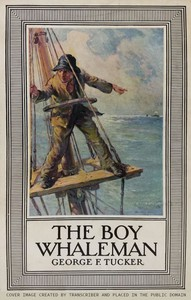 Cover of The Boy Whaleman