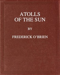 Cover of Atolls of the Sun