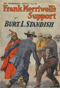 Cover of Frank Merriwell's Support; Or, A Triple Play