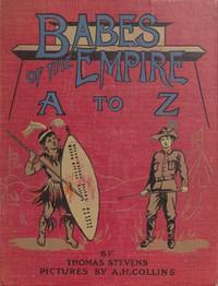 Cover of Babes of the Empire: An alphabet for young England