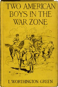 Cover of Two American Boys in the War Zone