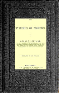 Cover of The Mysteries of Florence